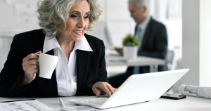 old woman_working_Medicare_retirement__Enrolling While Employed